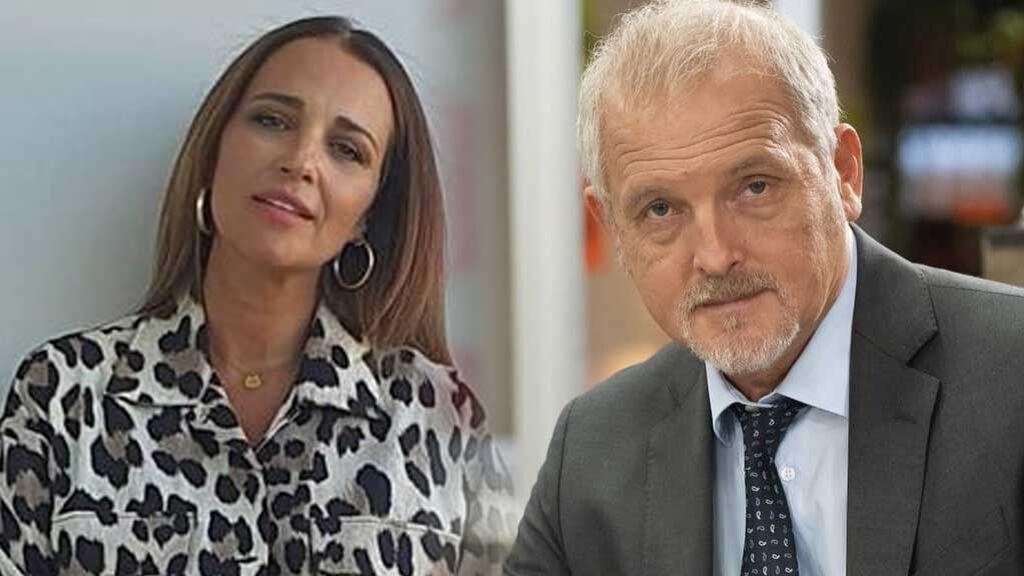 """Paula Echevarría llora la pérdida de Jordi Rebellón: """"Años de tiempos muertos, salas de maquillaje y café de máquina"""""""