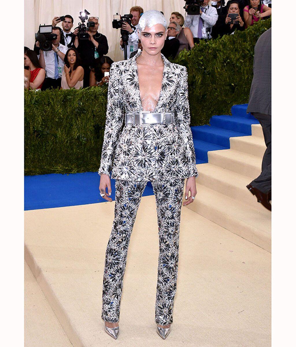 Cara Delevingne, de Chanel en 2017