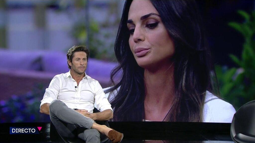 Canales descubre que Cynthia martínez será su compañera