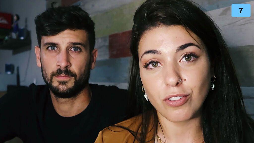 Lola e Iván Rubio amplían la familia (2/2)