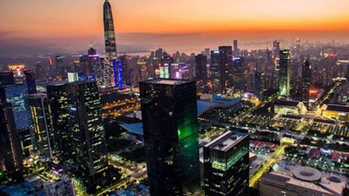 China construye un aire acondicionado gigante para enfriar un barrio entero y bajar costes