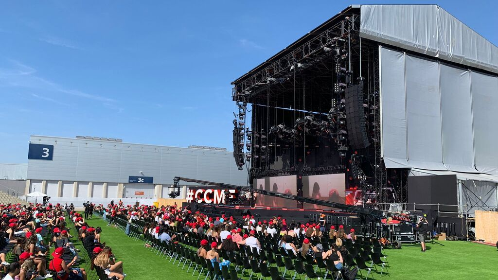 Temazos, música en directo y buen rollo: disfrutamos del Festival Coca-Cola Music Experience