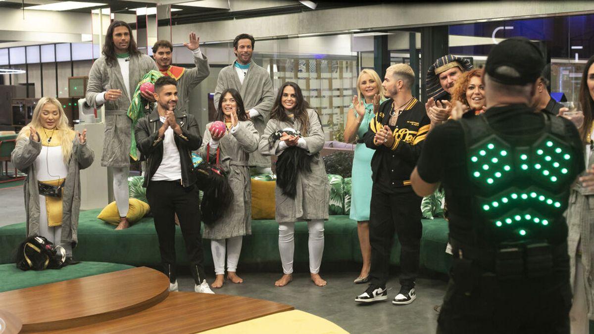 'Secret Story' arranca líder en Telecinco, con casi 5 puntos de ventaja sobre la segunda opción de la noche