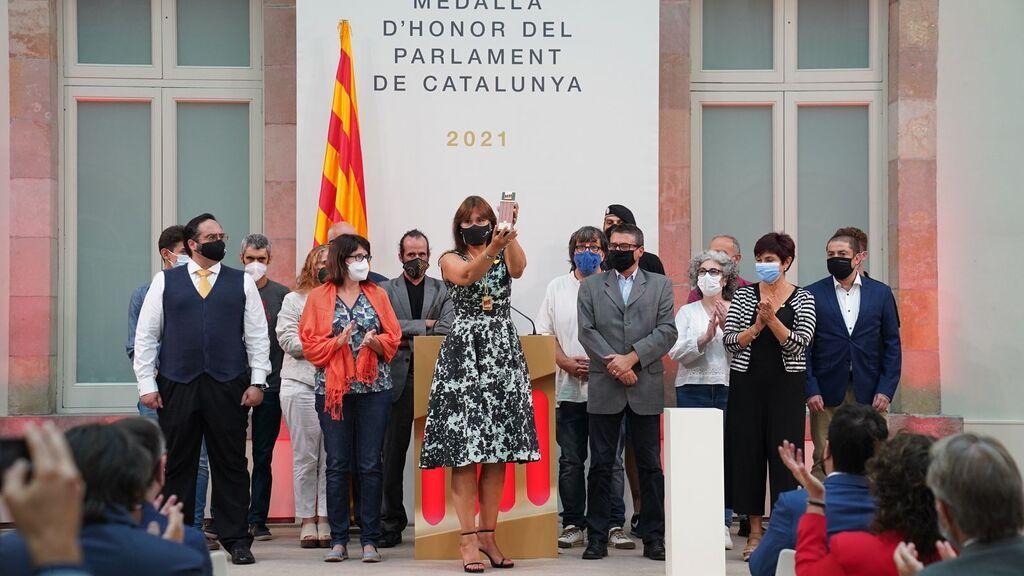 Medalla de Honor del Parlament de Catalunya