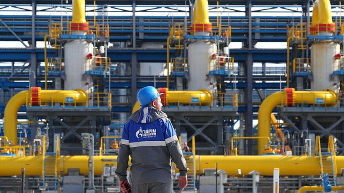 Gazprom termina la construcción de gasoducto Nord Stream 2 sin pasar por Ucranía