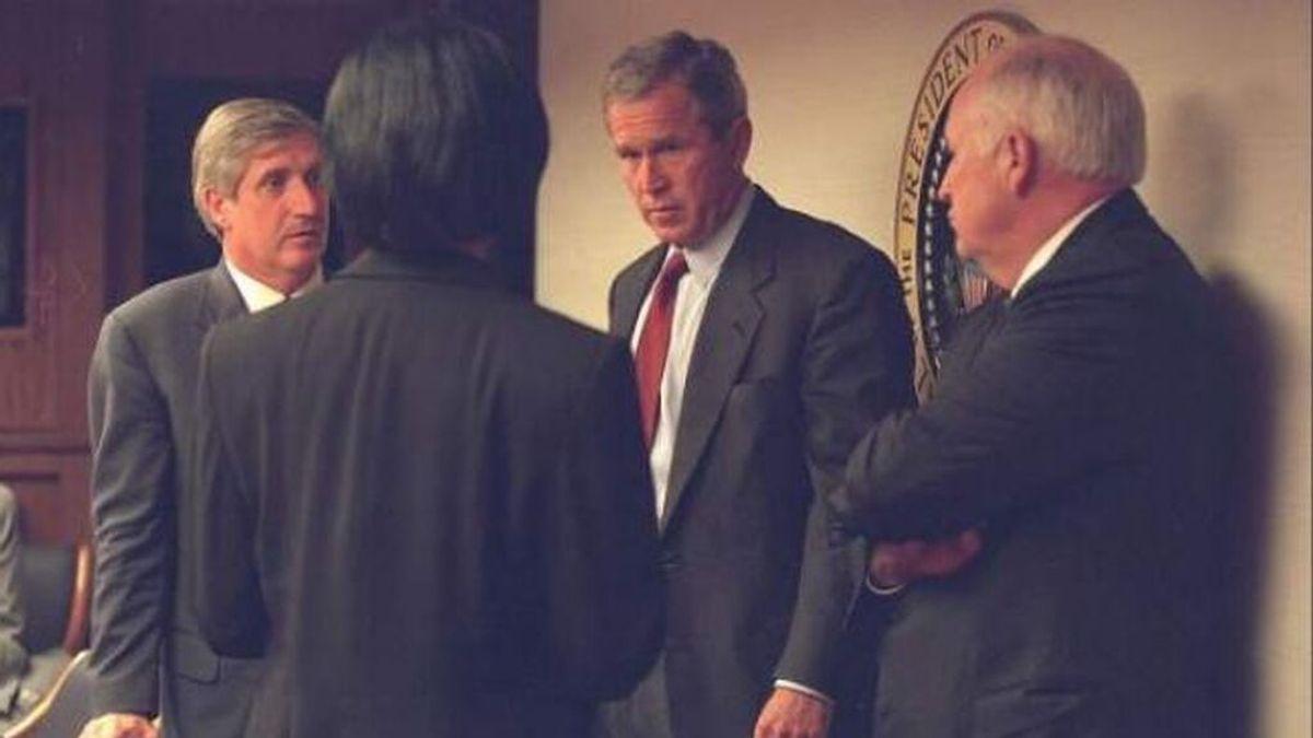 Veinte años de los atentados del 11-S: así vivió George W. Bush su propio 'Pearl Harbour'