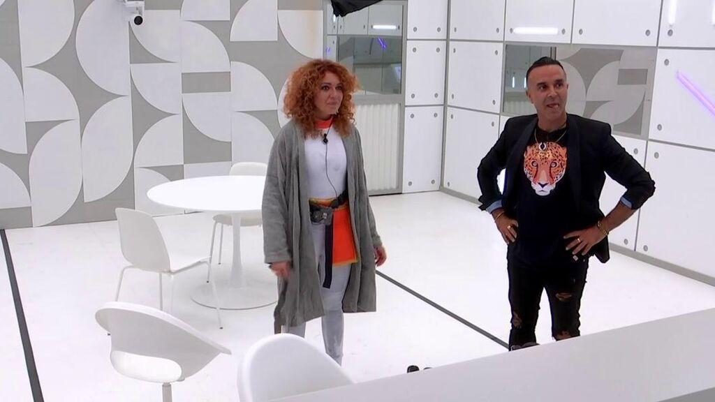 Sofía Cristo y Luis Rollán, al cargo de una misión secreta de la que dependerá el éxito o no de la prueba semanal