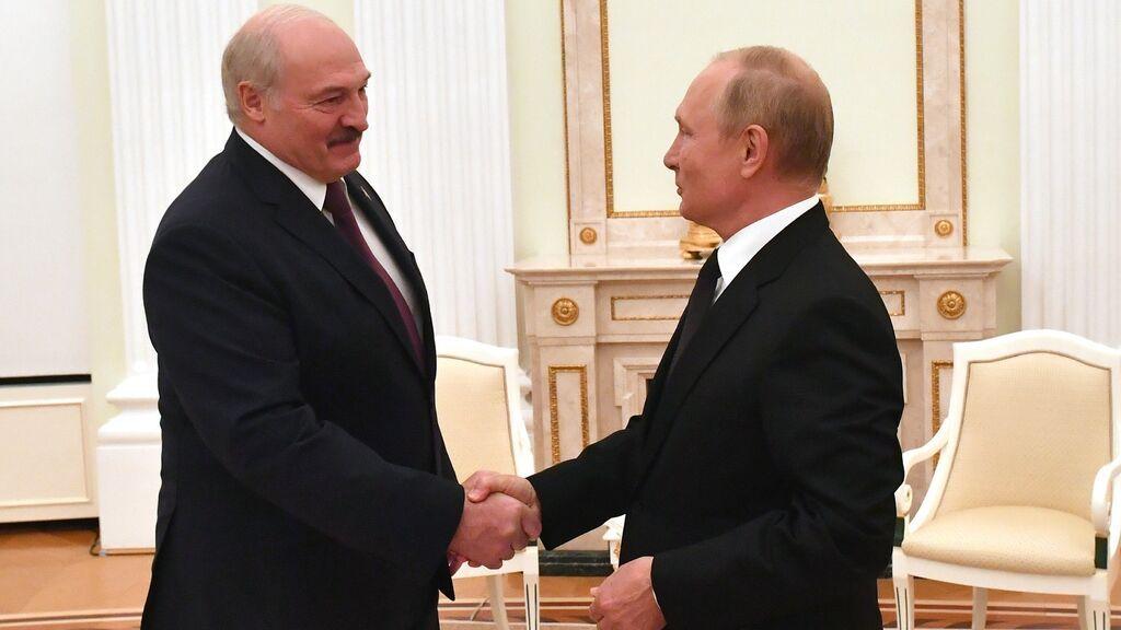 Rusia y Bielorrusia despliegan a 200.000 militares en unas maniobras conjuntas que preocupan a la OTAN