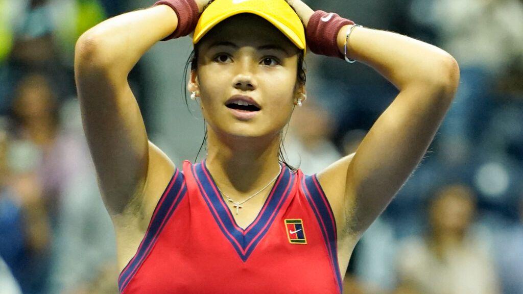 Emma Raducanu, la tenista multicultural que vive su cuento de hadas en el US Open a sus 18 años