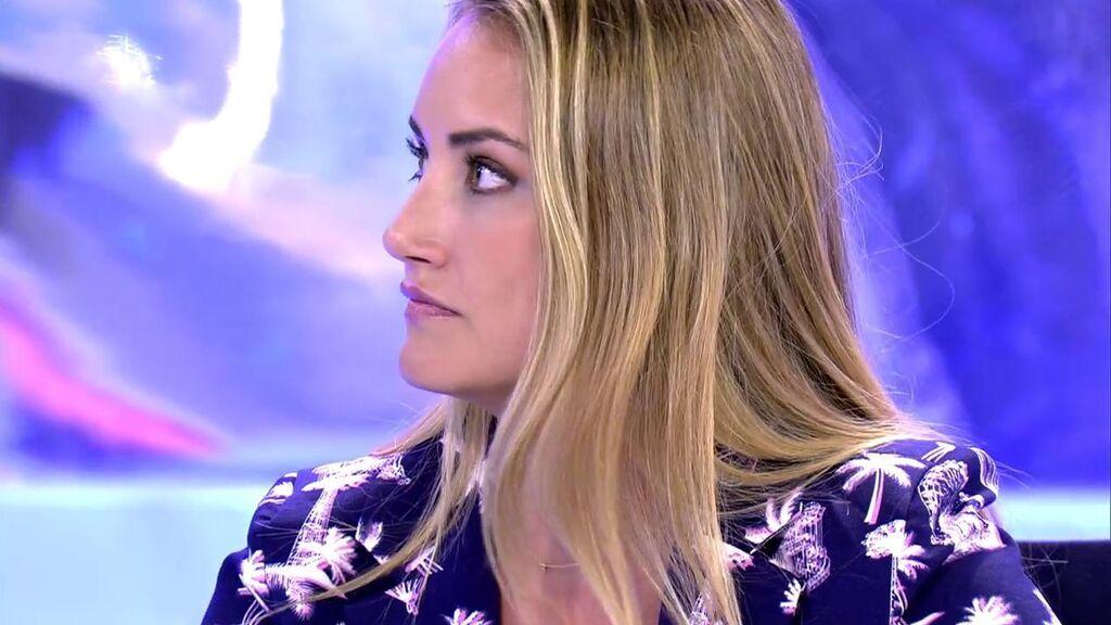 Alba Carrillo conoce el resultado de su test de inteligencia y manda un mensajito a María Patiño