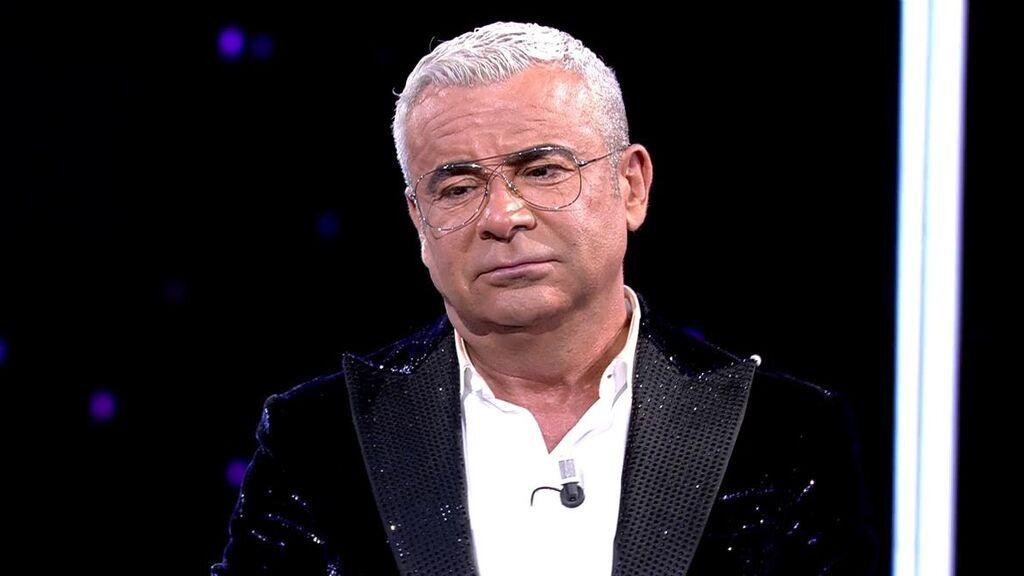 """El mensaje de Jorge Javier Vázquez a Ylenia: """"Como te dije ayer, hablando se entiende la gente"""""""
