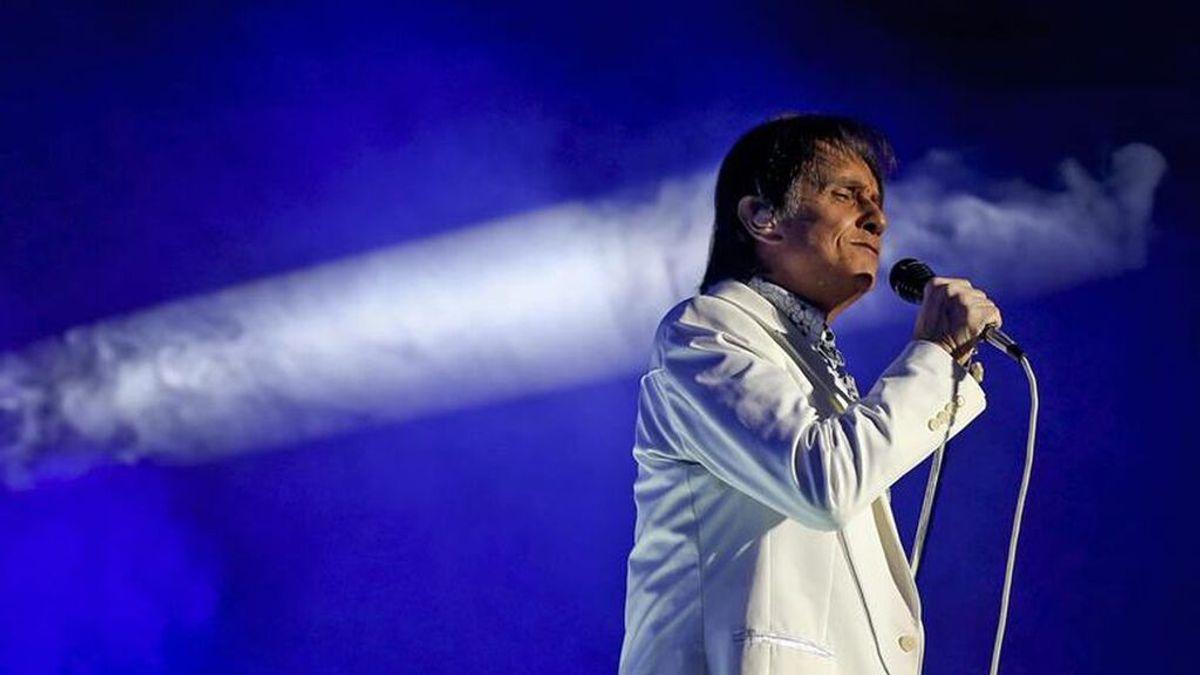 El cantante Roberto Carlos anuncia la muerte de su hijo, víctima de un cáncer