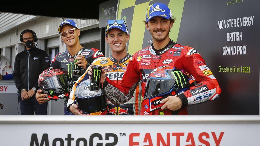 Así fue el minuto a minuto de la clasificación del GP de Aragón de MotoGP
