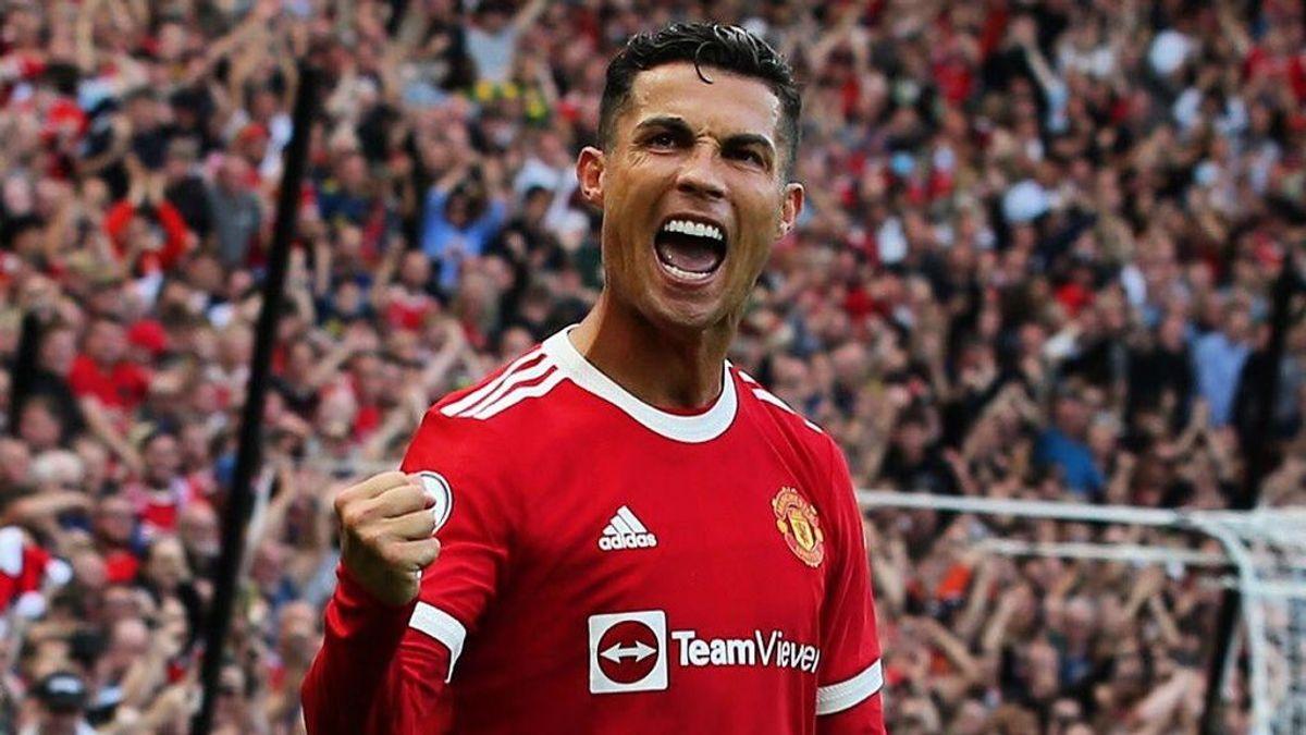 Cristiano Ronaldo regresa por la puerta grande a Old Trafford: doblete en su reedebut