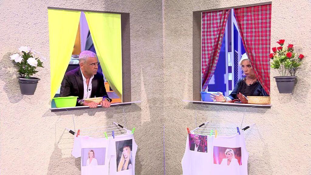 Jorge Javier Vázquez entrevista a Carmen Borrego