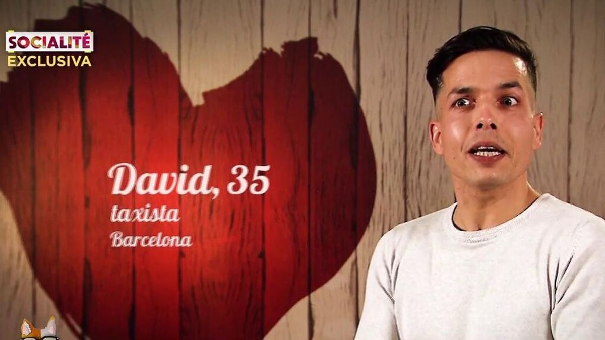 Primeras imágenes del supuesto hijo secreto de Camilo Sesto: participó en 'First dates' y se confesó fan del cantante