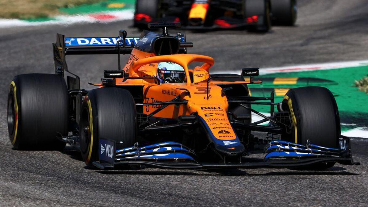 Ricciardo se lleva la victoria en Monza: Sainz, sexto y Alonso, octavo