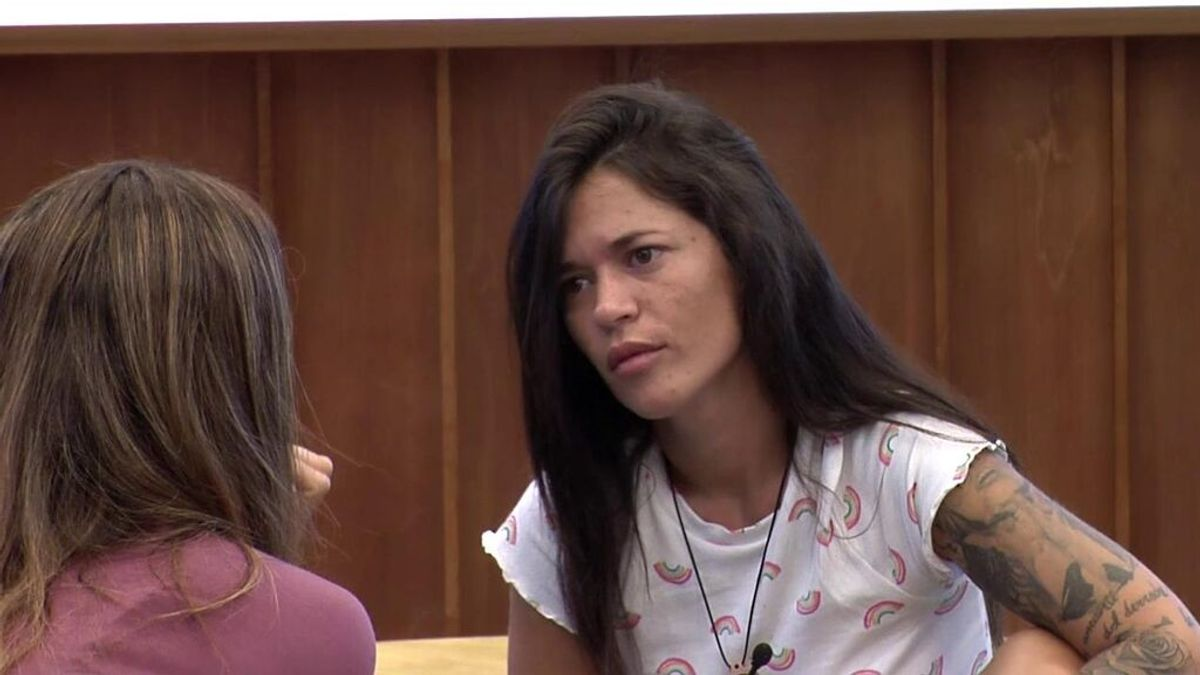 """Fiama le dice a Cristina Porta lo que piensa de ella: """"Te veo altiva y no me gusta"""""""