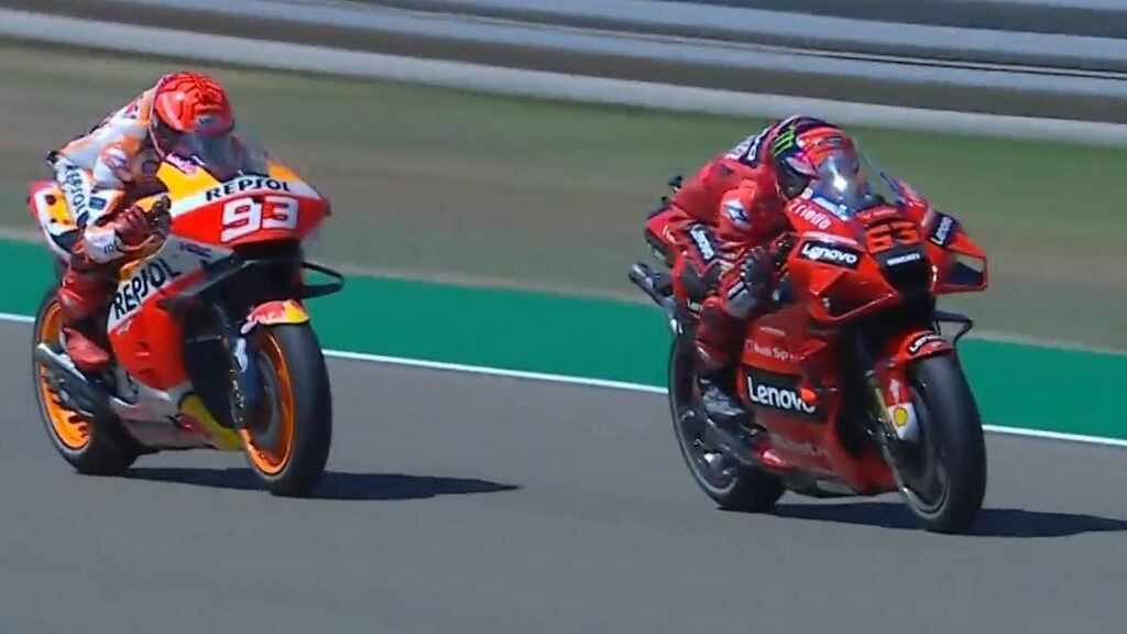 Sigue en directo la carrera de MotoGP de Aragón desde Motorland