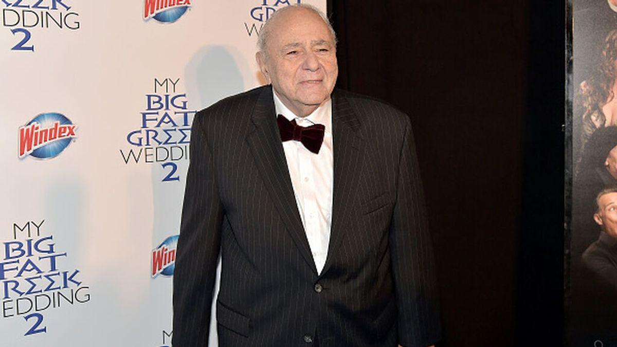 Muere el actor Michael Constantine, conocido por su papel en 'Mi gran boda griega', a los 94 años