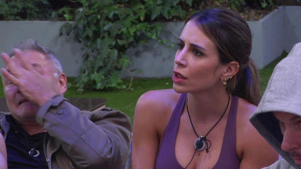 Cristina Porta se siente atacada