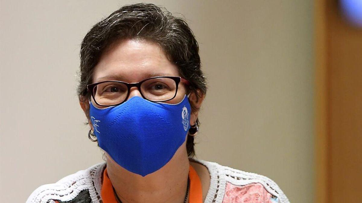 """Elena Vanessa Martínez, epidemióloga: """"El mayor problema sería una variante que saltara la inmunidad"""""""