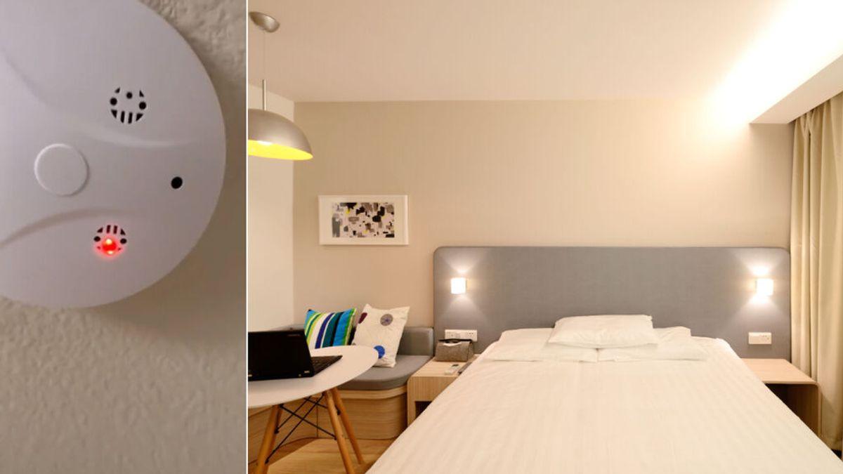 """Un ex hacker revela cómo encontrar cámaras ocultas en la habitación de un hotel: """"Nuevo miedo desbloqueado"""""""