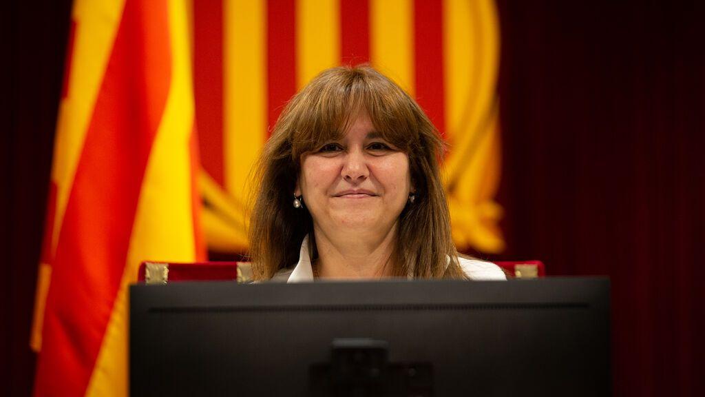 Declaraciones de Laura Borrás