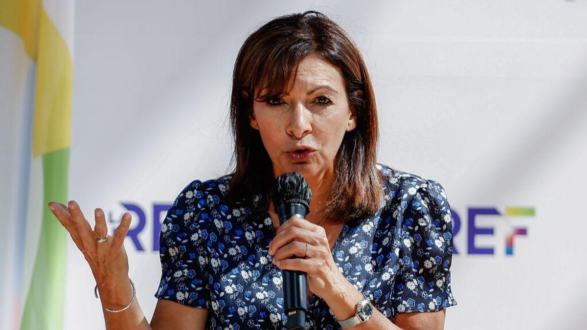 La alcaldesa de París, Anne Hidalgo, se lanza a la carrera por el Elíseo