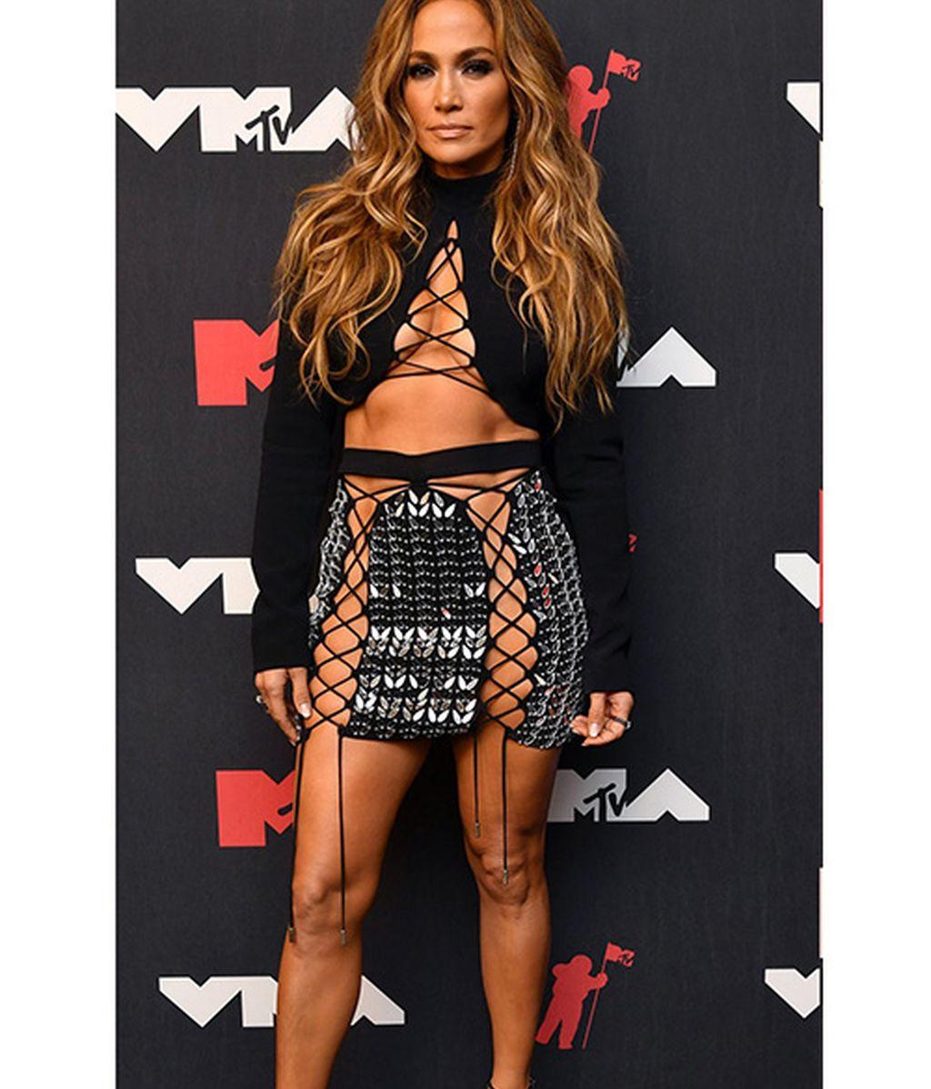 La alfombra roja de los VMA, foto a foto