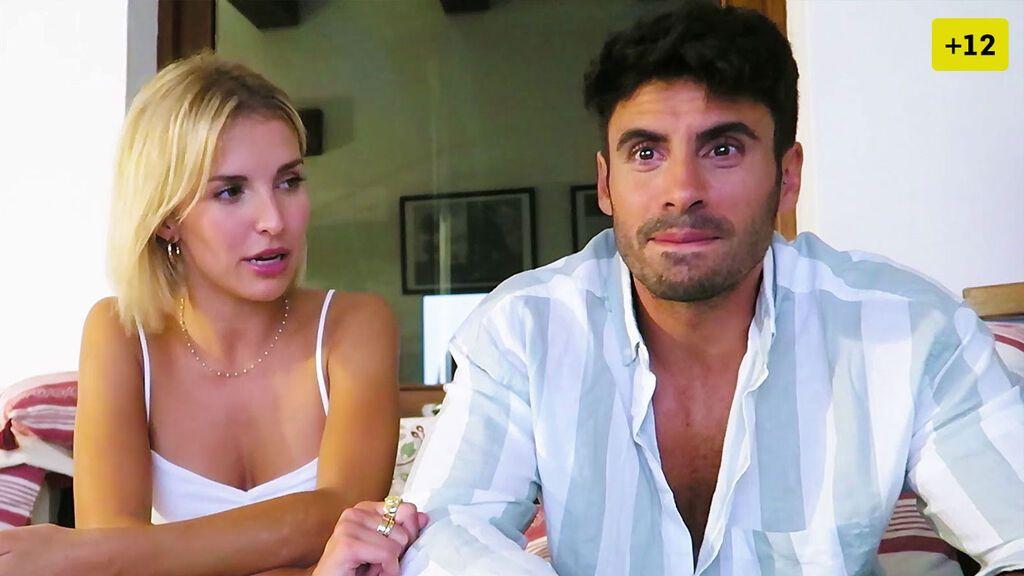 Noel Bayarri y Cristina Guedes se separan: así ha sido su despedida (1/2)
