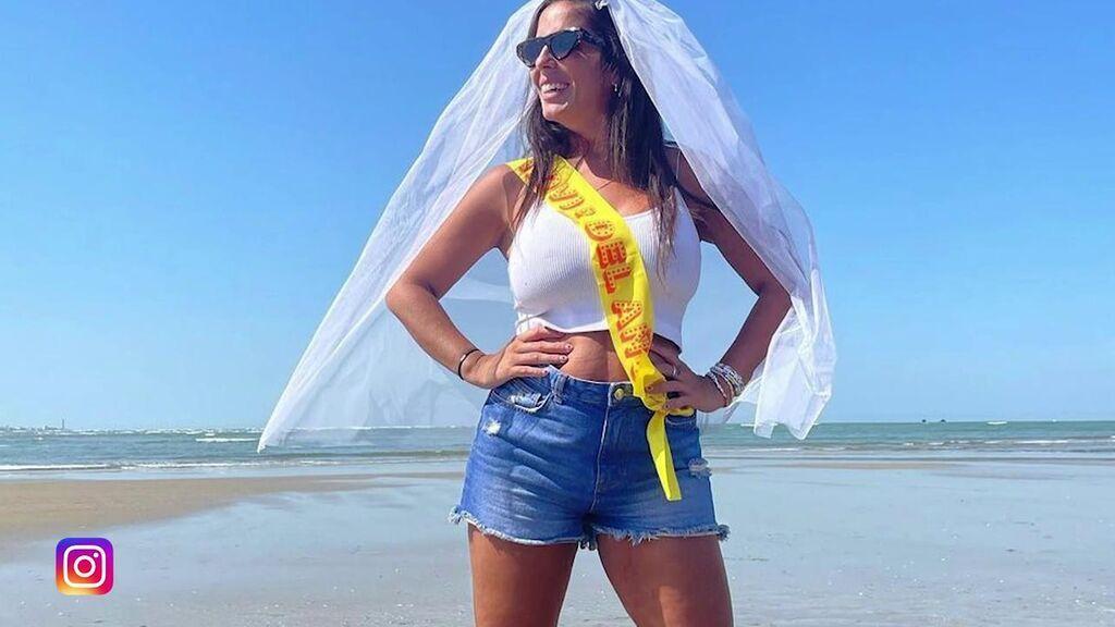 La despedida de soltera sorpresa de Anabel: con Isa Pantoja, Raquel Bollo y sus amigos