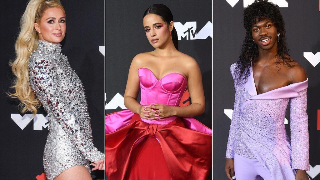 Toda la alfombra roja de los VMA, foto a foto