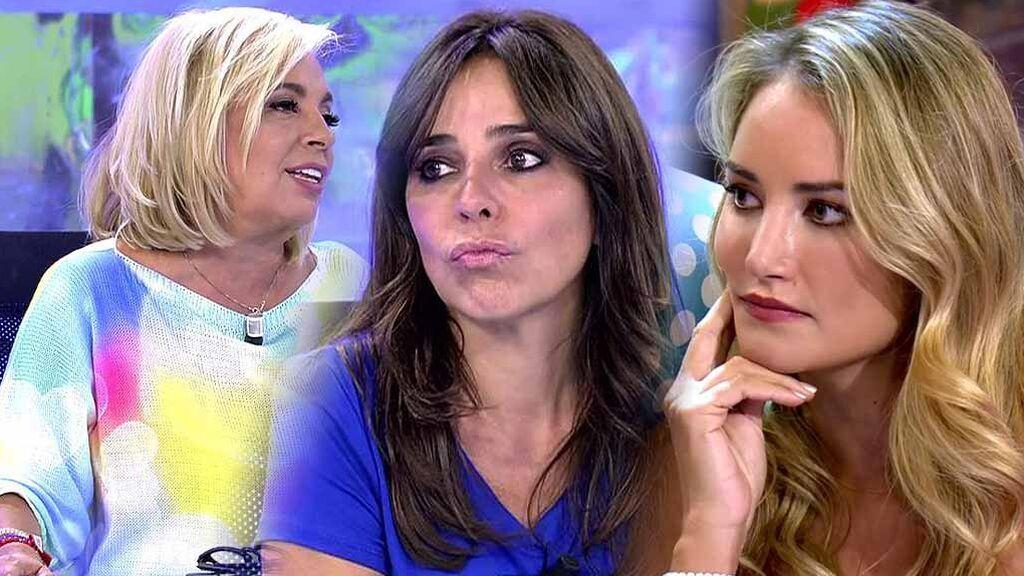 Carmen Alcayde, Alba Carrillo o Carmen Borrego ¿Cuál ha sido el mejor debut en 'Sálvame'?