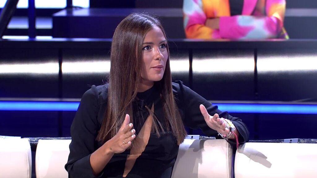 """Melyssa deja claras sus intenciones con Sandra Pica: """"No me quiero meter con ella"""""""