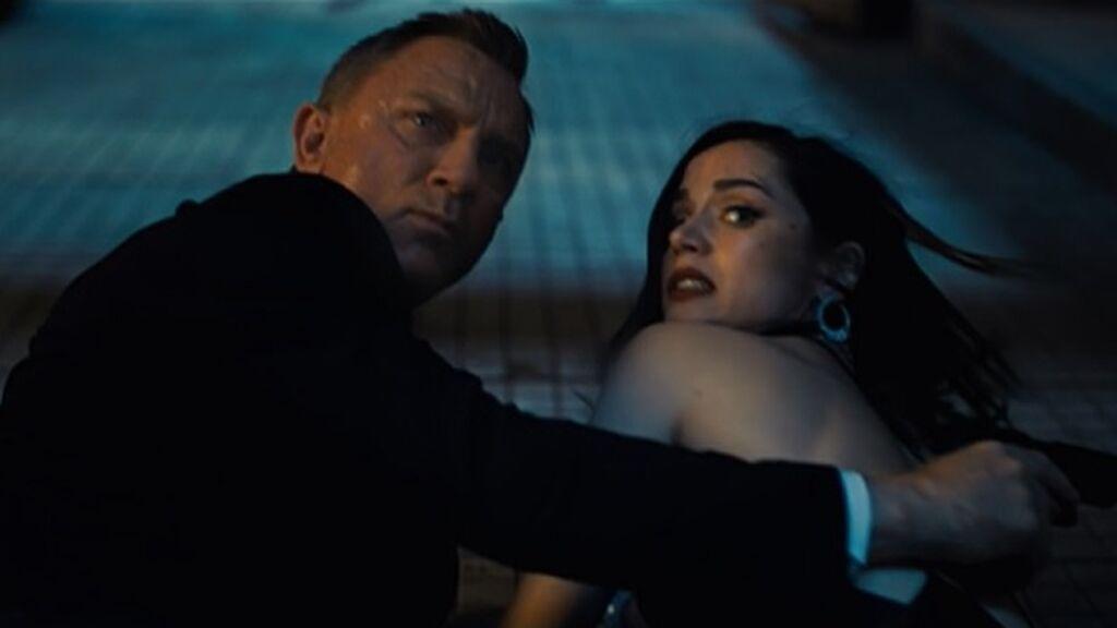 Lashana Lynch y Ana de Armas, las dos aliadas de James Bond en 'Sin tiempo para morir'
