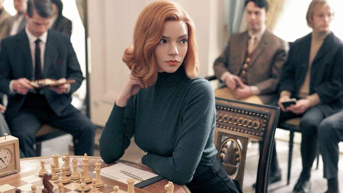 Anya Taylor-Joy reconoce que durante el rodaje de 'Gambito de dama' sufría estrés crónico