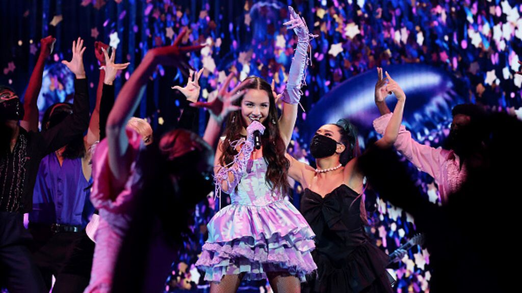 Premios MTV 2021: Olivia Rodrigo debuta a lo grande con tres premios