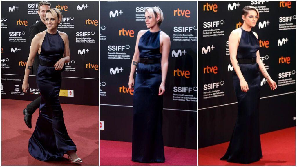 Ese mismo año, Kristen Stewart también se decantó por un vestido de Chanel.