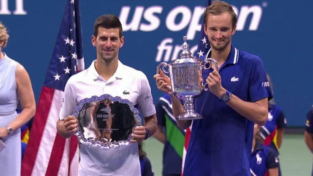 Medvedev se lleva el US Open y deja a Djokovic sin el Grand Slam