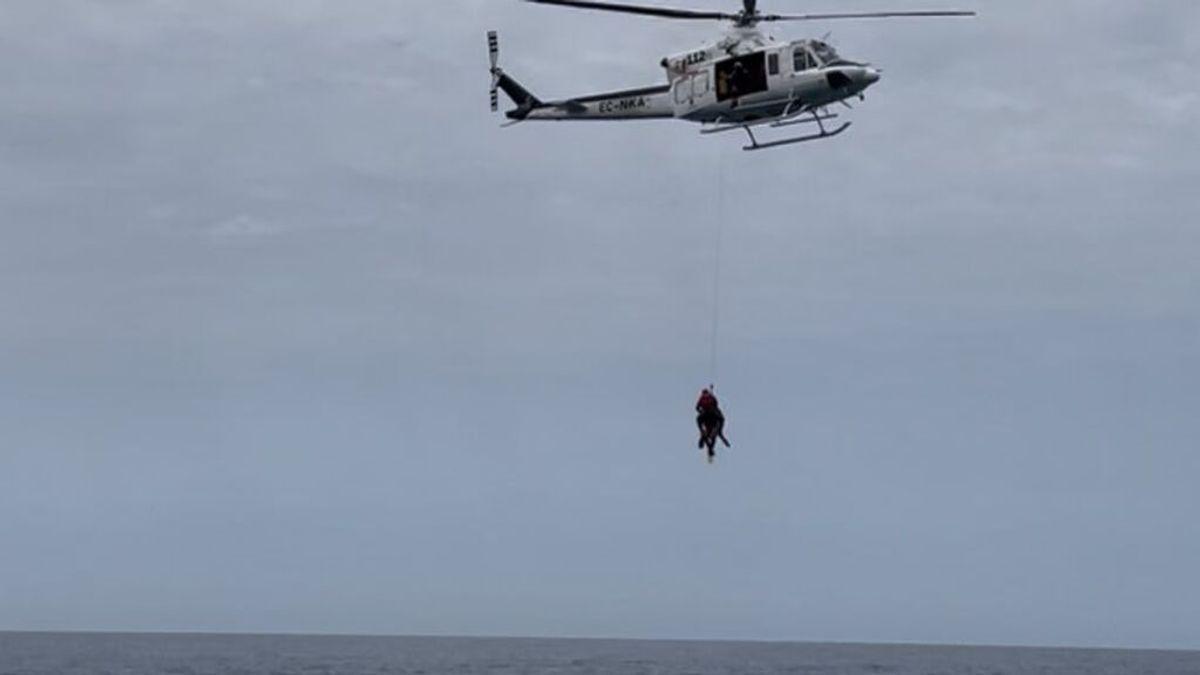 Localizan el cadáver de una mujer flotando en las piscinas naturales de Aguas Verdes, Fuerteventura