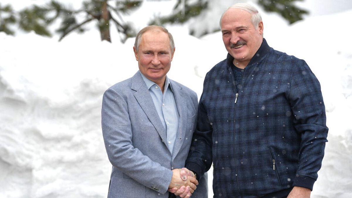 Europa del Este mira con inquietud las maniobras militares de Rusia y Bielorrusia