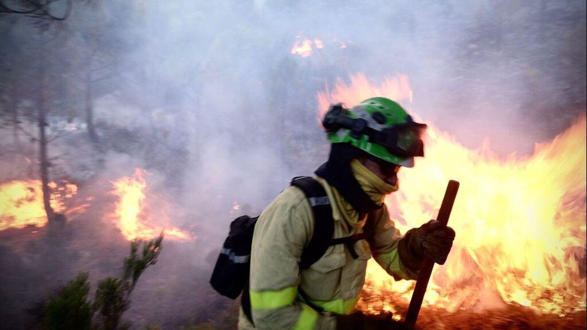 600 camas ofrecen los hoteleros de la Costa del Sol a los damnificados y a los que luchan contra el fuego