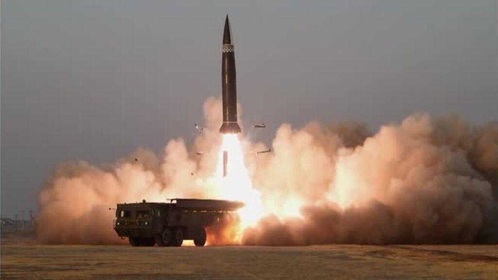Corea del Norte prueba un nuevo misil de crucero de largo alcance