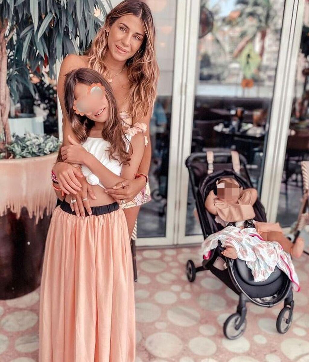 Las dos hijas de Elena Tablada