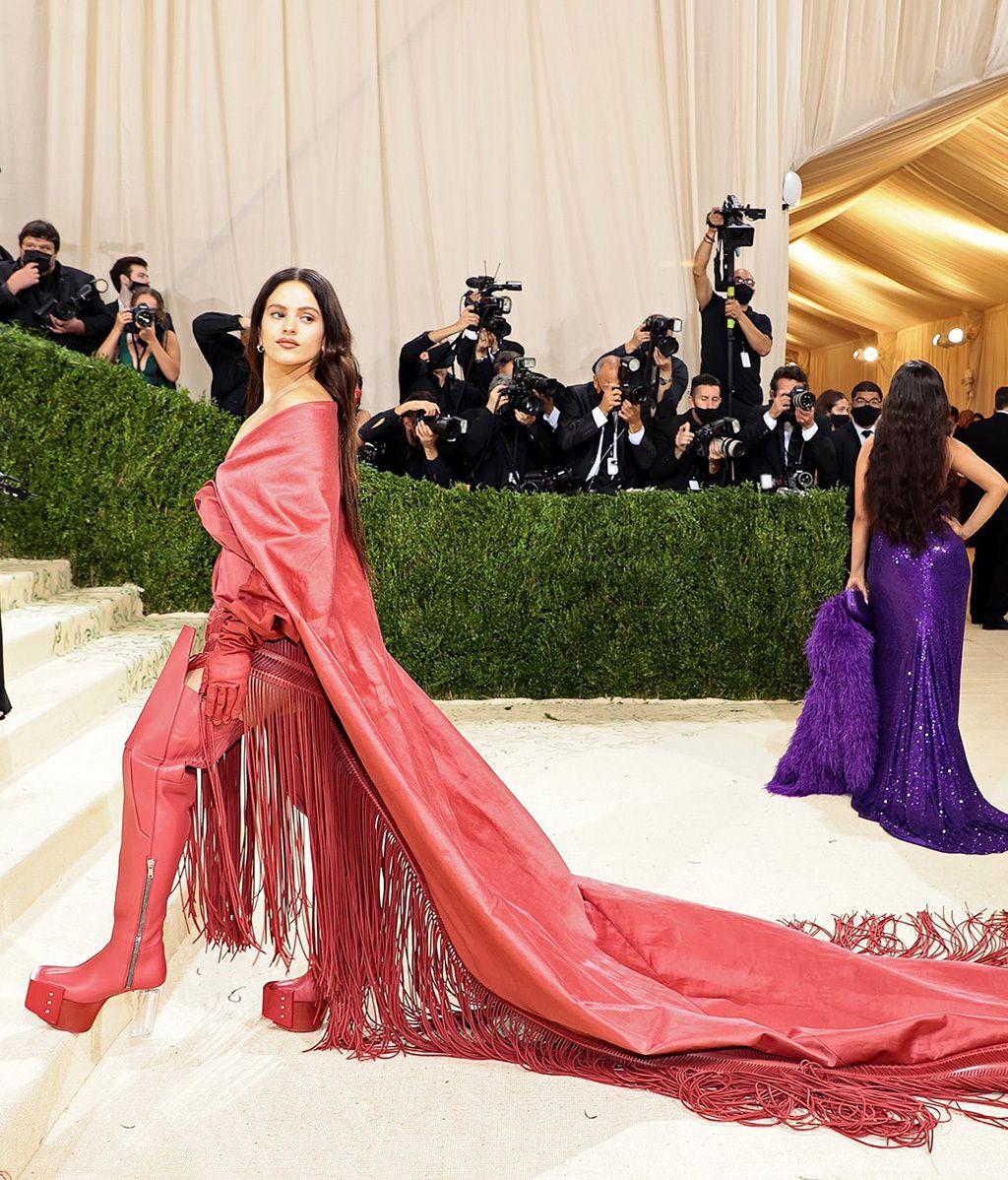 La alfombra roja de la gala del MET, foto a foto