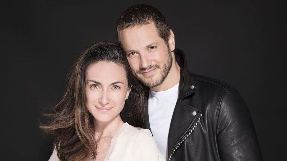 """Daniel Diges y Alejandra Ortiz-Echagüe, padres orgullosos de dos hijos: así son Galileo y Eliot, los """"ángeles"""" del matrimonio"""
