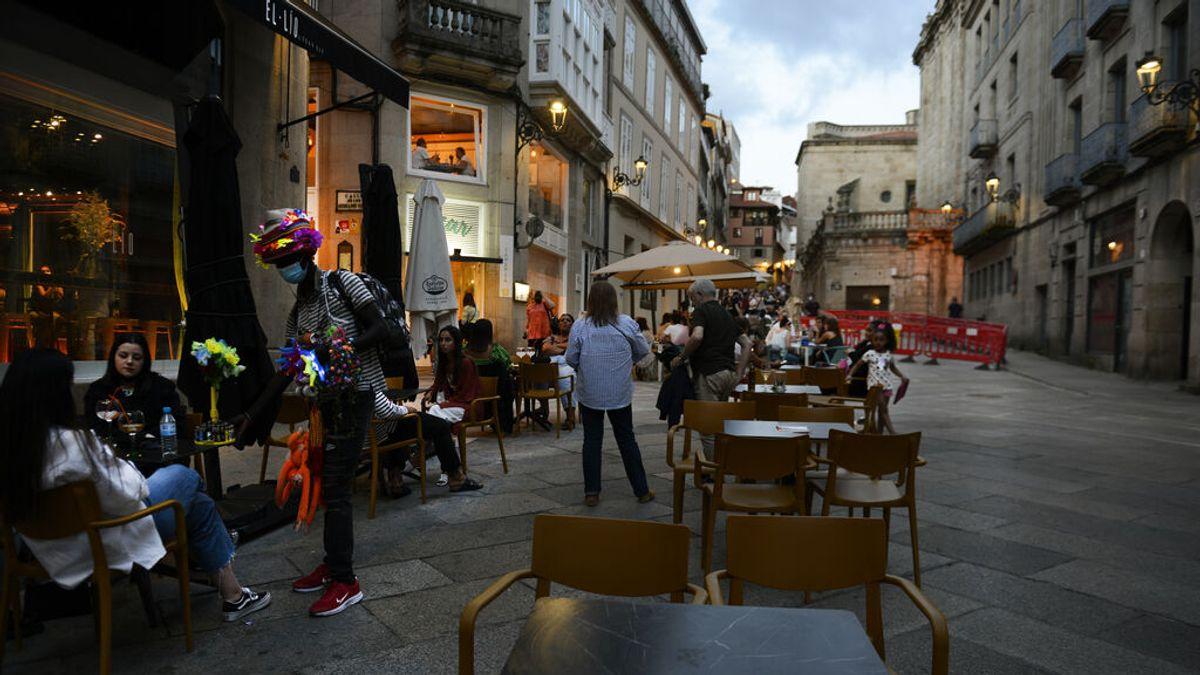 Última hora del coronavirus: El Supremo avala exigir el pasaporte covid para acceder a bares en Galicia