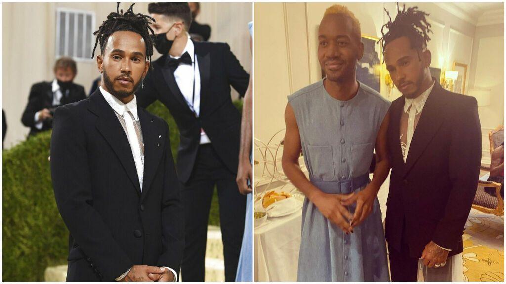 Hamilton se gasta 30.000 dólares para comprar una mesa en la Met Gala y dar visibilidad a diseñadores afroamericanos