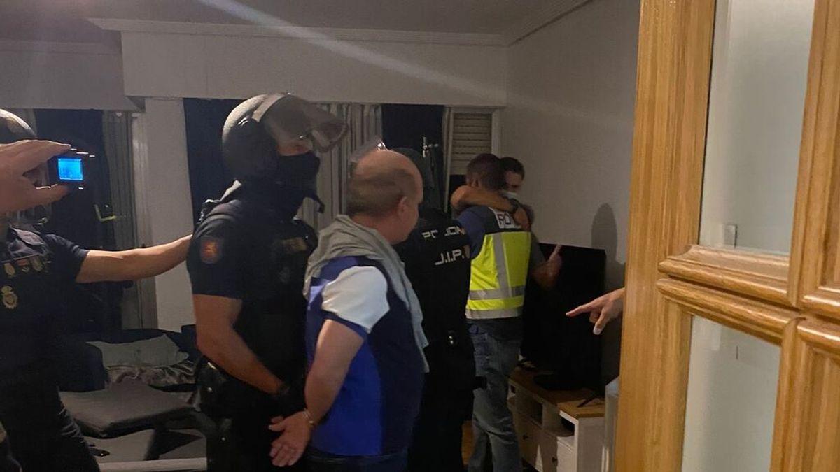 La Audiencia Nacional suspende la extradición de 'El Pollo' Carvajal hasta resolver su petición de asilo